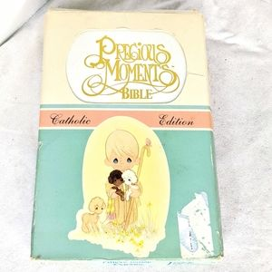 Children's Precious Moments Catholic Edition Bible